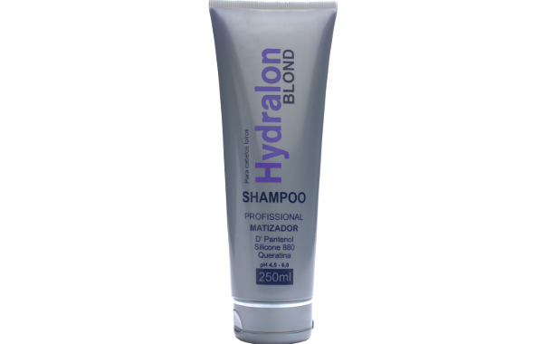 shamphoo blond